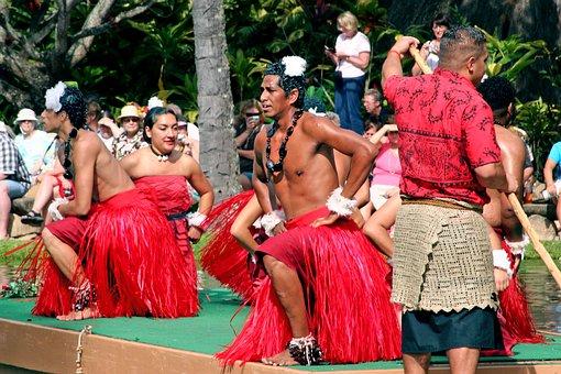 Hawaii, Dance, Parade, Native, Traditional, Culture