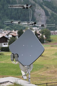 Antenna, Network, Communications