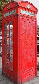 Phone Booth, London, Phone