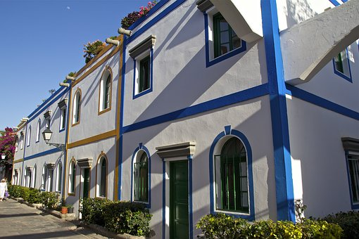 Gran Canaria, Puerto De Mogan, Spain, Port, Holiday