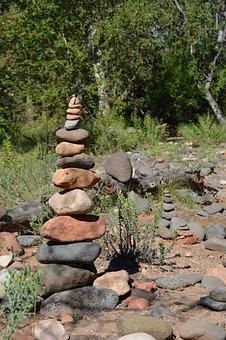 Sedona, Arizona, Vortex, Southwest, Desert, Rocks