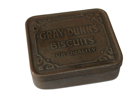 Tin, Biscuit, Png, Snack, Food, Cookie, Package, Old