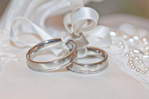 Wedding, Wedding Rings, Rings, Marry, Before, Romance