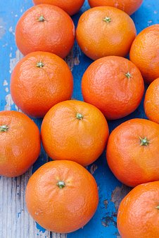 Clementines, Citrus, Orange, Food, Fresh, Organic