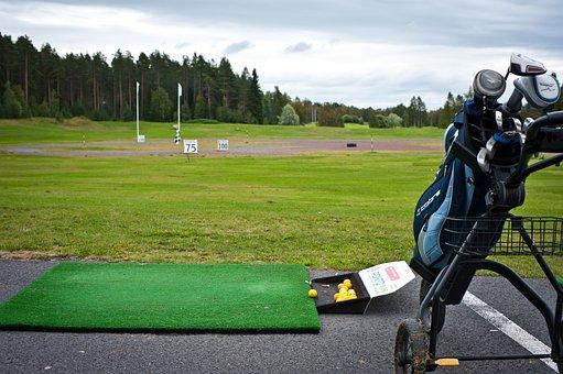 Sweden Golf Club, Golf, Golf Range