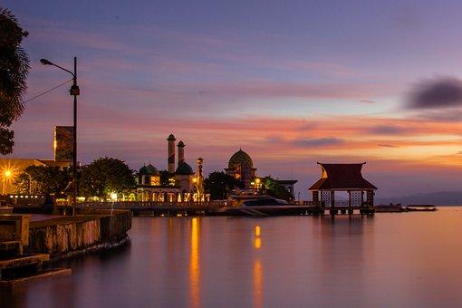 Good Morning Indonesian, Landscape, Sunrise, Ternate