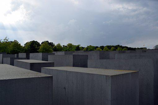 Holocaust, Memory, Monument, Urban Landscape, City