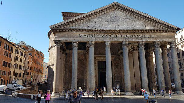 Rome, Italy, Architecture, Buildings Italy, Monument