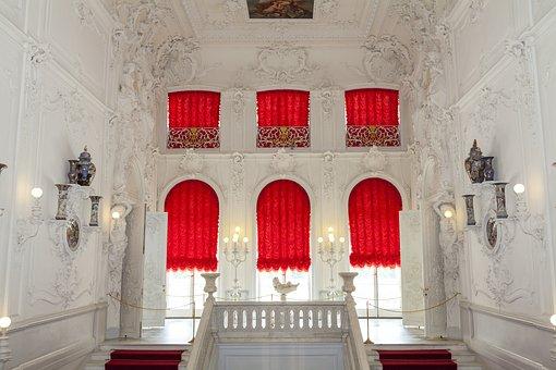 Interior Design, St Petersburg, Palace, Russia