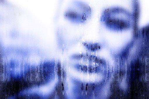 Woman, Face, Portrait, Female, Sensual, Art, Temptation