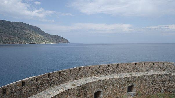 Crete, Spinalonga, Trip