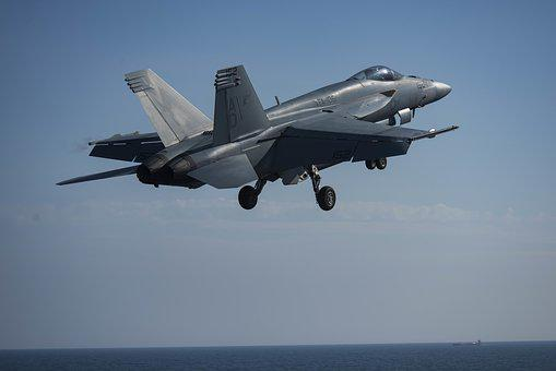 F A-18 Hornet, Take Off, Usn, United States Navy