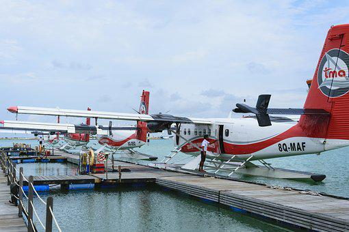 Seaplane, Trans Maldivian Airways, Airline, Maldives