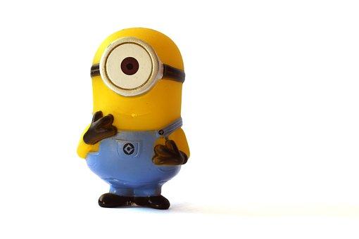 Minions, Banana, Steve The Minion, Despicable Me