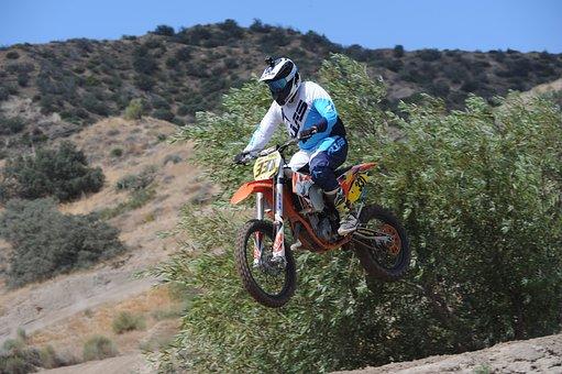 Jump, Moto, Mx Motocross, Dirt, Bike, Race, Motocross