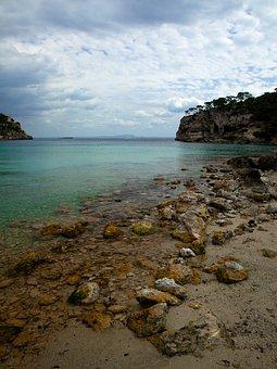 Portas Vels, Coast, Mallorca, Sea, Holiday, Water