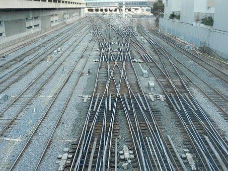 Train, Tracks, Transportation, Railroad, Railway