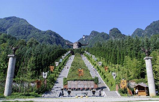 China, Hubei, Shennongjia