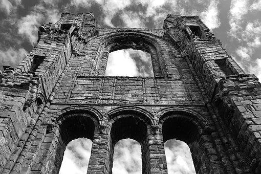 Scotland, St Andrews, Travel, Tourism, Old, Ancient