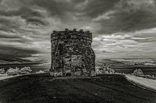 Tower, Castle, Old, Landmark, Building, Architecture