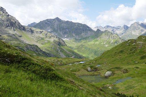 Time Out, Mountains, Nature, Rest, Landscape, Austria