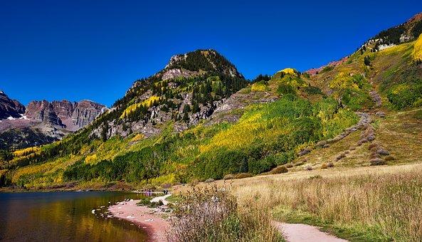 Colorado, Autumn, Fall, Colors, Landscape, Scenic