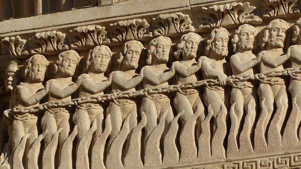 Fresco, Sculpture, Arles