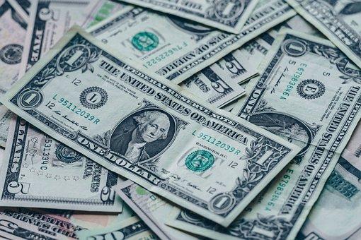 Bills, Cash, Usd, Money, Dollars, Finance, Accounting