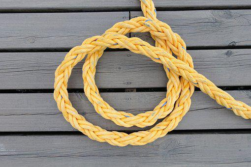 Rope, Maritime, Open, Nautical, Rigging, Tied, Boat