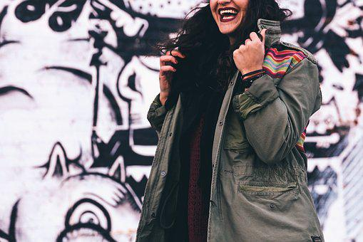 People, Girl, Woman, Female, Smile, Laugh, Happy
