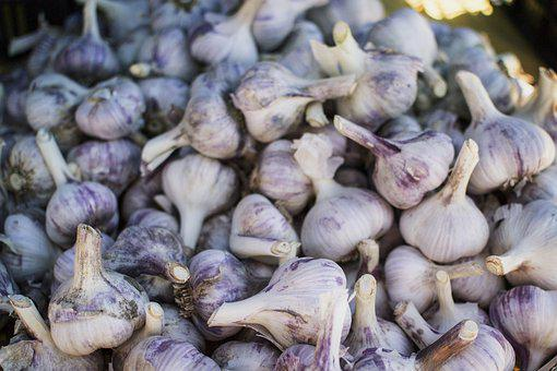 Garlic, Healthy, Health, Produce, Grocery, Farm, Table
