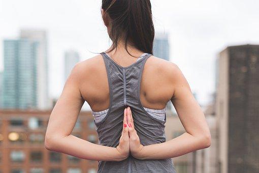 People, Woman, Girl, Yoga, Meditation, Physical