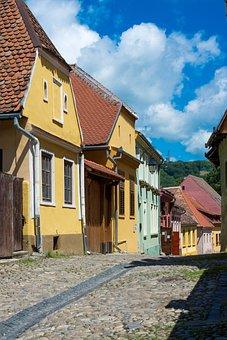 Sigishoara, Romania, Places Of Interest, Historically