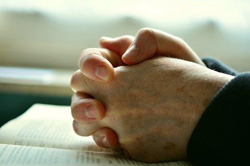 Pray, Hands, Praying Hands, Prayer, Religion, Faith
