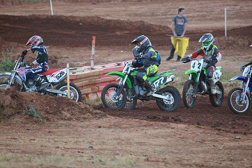 Dirt Bike, Racing, Dirt, Race, Extreme, Sport