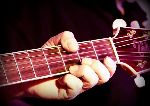 Guitar, Chord, Acoustic Guitar, Acoustics