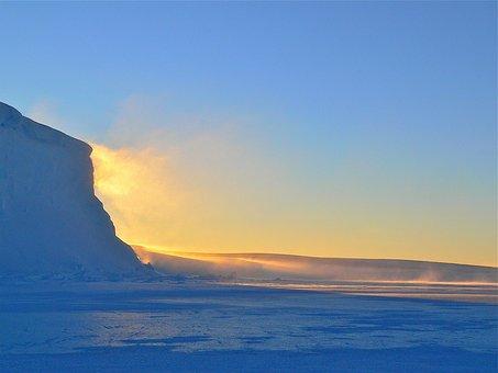 Icy, Ice, Antarctica, Iceberg, Antarctic, Majestic