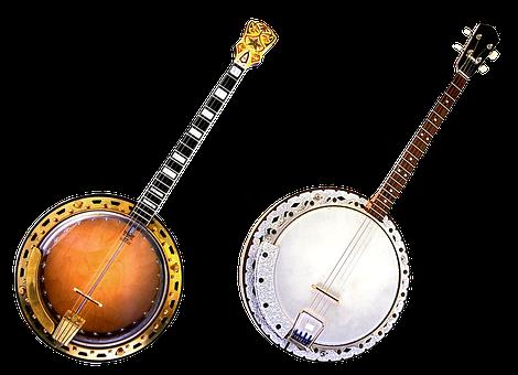 Banjo, Music, String, Jazz, Concert, Creativity