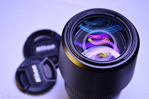 Camera Lens, Lens, Camera, Equipment, Photography, Film