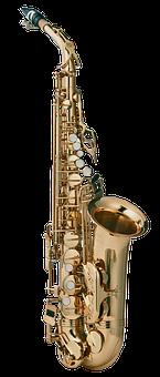Saxophone, Musical Instrument, Wind Instruments, Music