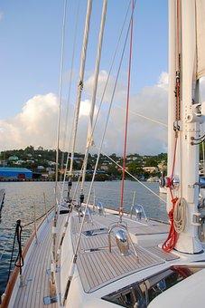 Sailboat, Sail, Travel, Boat, Vacation, Summer, Yacht