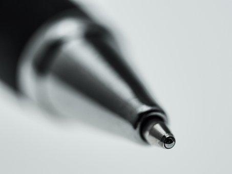 Pen, Mine, Writing Tool, Business, Signature, Leave