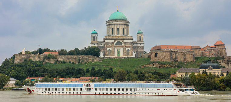 Esztergom, Religion, Basilica, Hungary, Cruise
