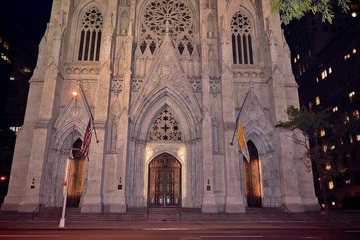 New York, Church, Saint Patrick