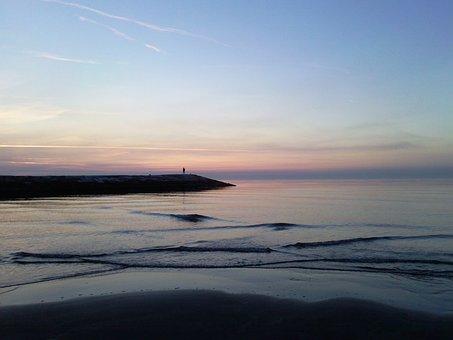 Sea, Beach, Sand, Sun, Holiday, Summer, By The Sea