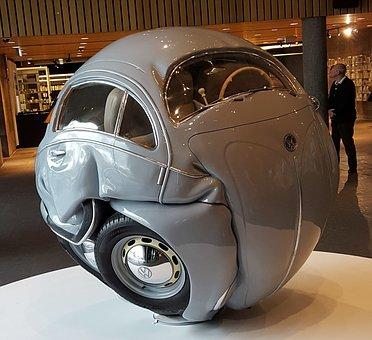 Vw, Ball, National Gallery, Melbourne, Australia