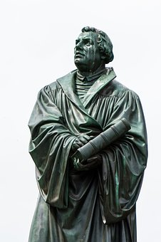 Martin Luther, Luther, Reformation, Protestant
