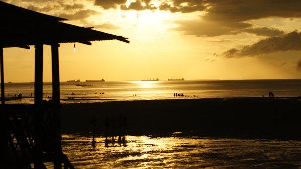 Mosqueiro, The Beach Of San Francisco, Pará