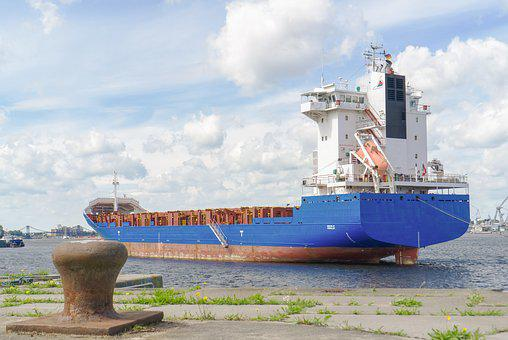 Ship, Container Ship, Transport, Container, Port