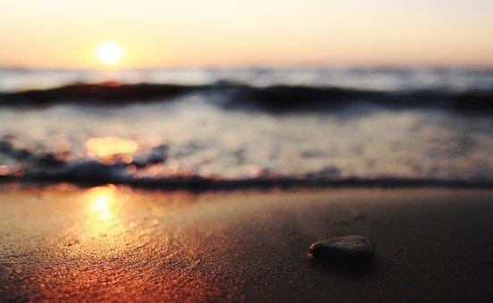 Sea, Ocean, Water, Waves, Nature, Sand, Beach, Coast